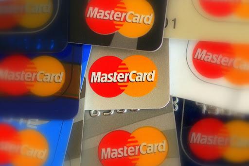 Mastercard card image